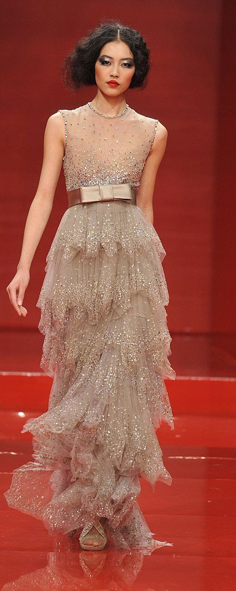 Georges Hobeika | Gorgeous Clothes! | Pinterest | Gowns, Couture and ...