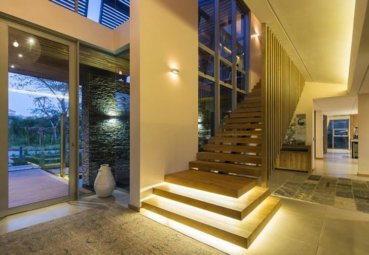 Gorgeous Modern stairs by Metropole Architects Interiors