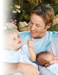 Dareky pre budcich oteckov - Deti