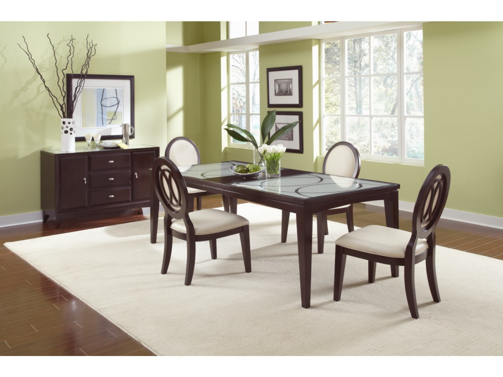 Cosmo Dining Table  Value City Furniture Same Dining Table Used Prepossessing Value City Dining Room Sets 2018