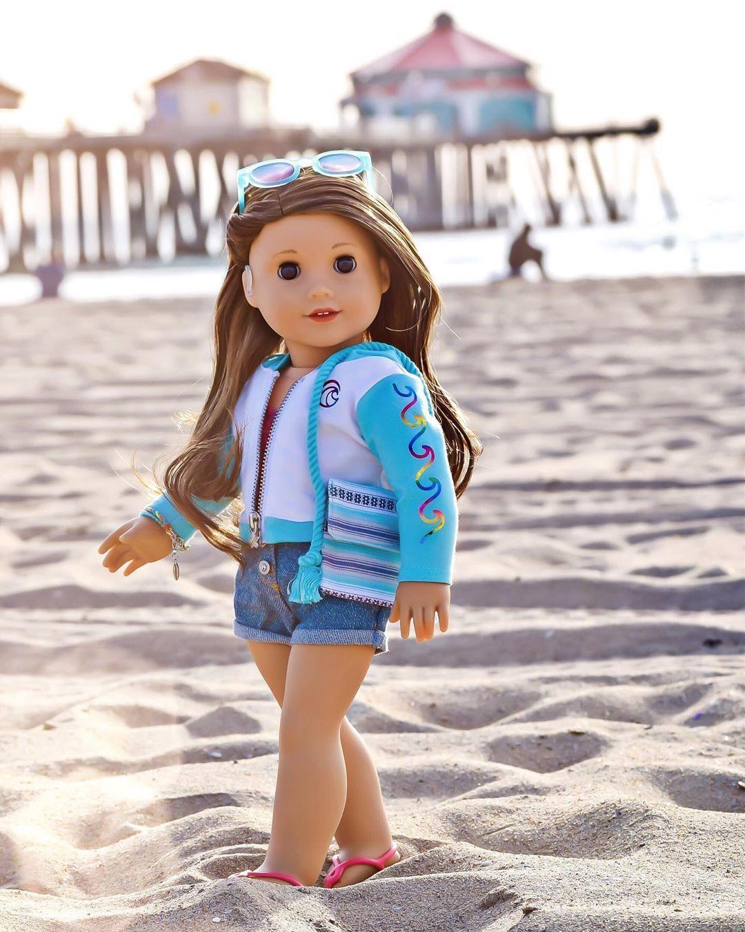 ag dolls americangirlbrand excited Girl Instagram