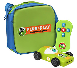 PBS KIDS Plug & Play HDMI Streaming Stick w/ Carry Case —  PBS KIDS Plug & Play HDMI Streaming Stick w/ Carry Case