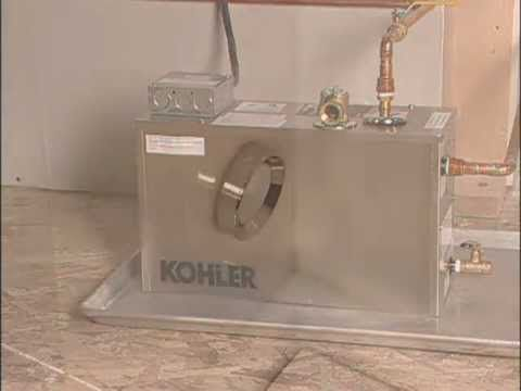 Kohler Dtv Ii Digital Shower Control Using Steam Digital