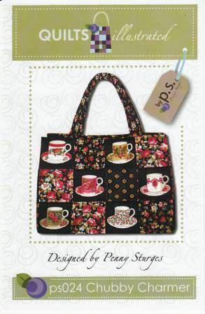 43727b7db9e Chubby Charmer Large Tote Bag Pattern by by SewcialStitch1998 | Bag ...
