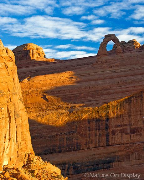 Delicate Arch of Arches Nation Monument, Moab, Utah, United States