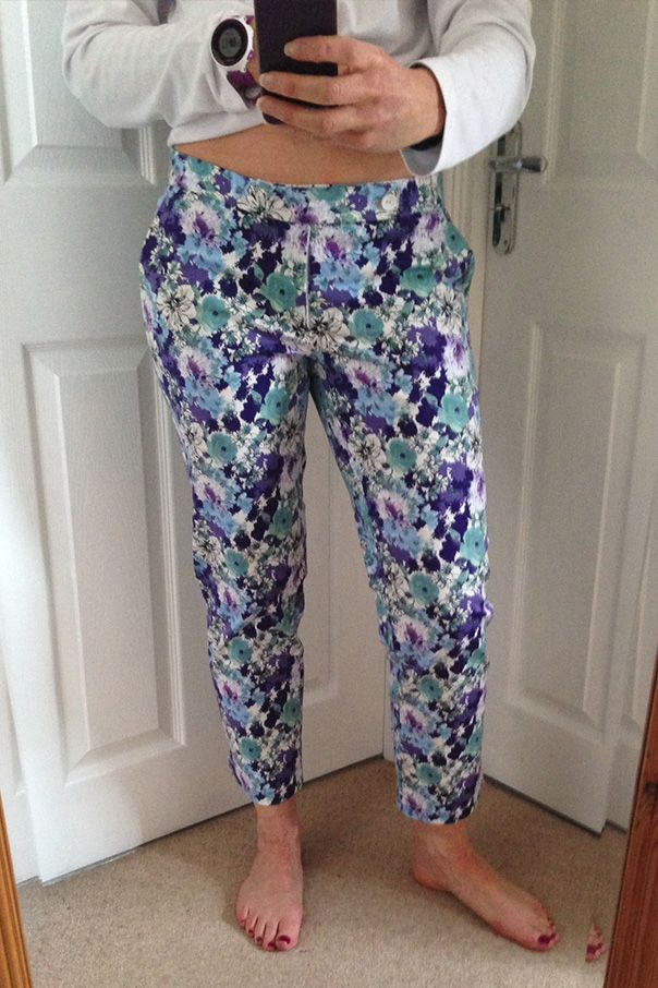 FREE Emma Pant pattern from Spit up and Stilettos | Womens Clothing ...