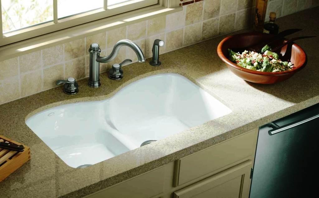 American Standard Kohler Kuchenspulen American Kitchen Kohler Sinks Standar In 2020 Undermount Kitchen Sinks Kohler Kitchen Sink Porcelain Kitchen Sink