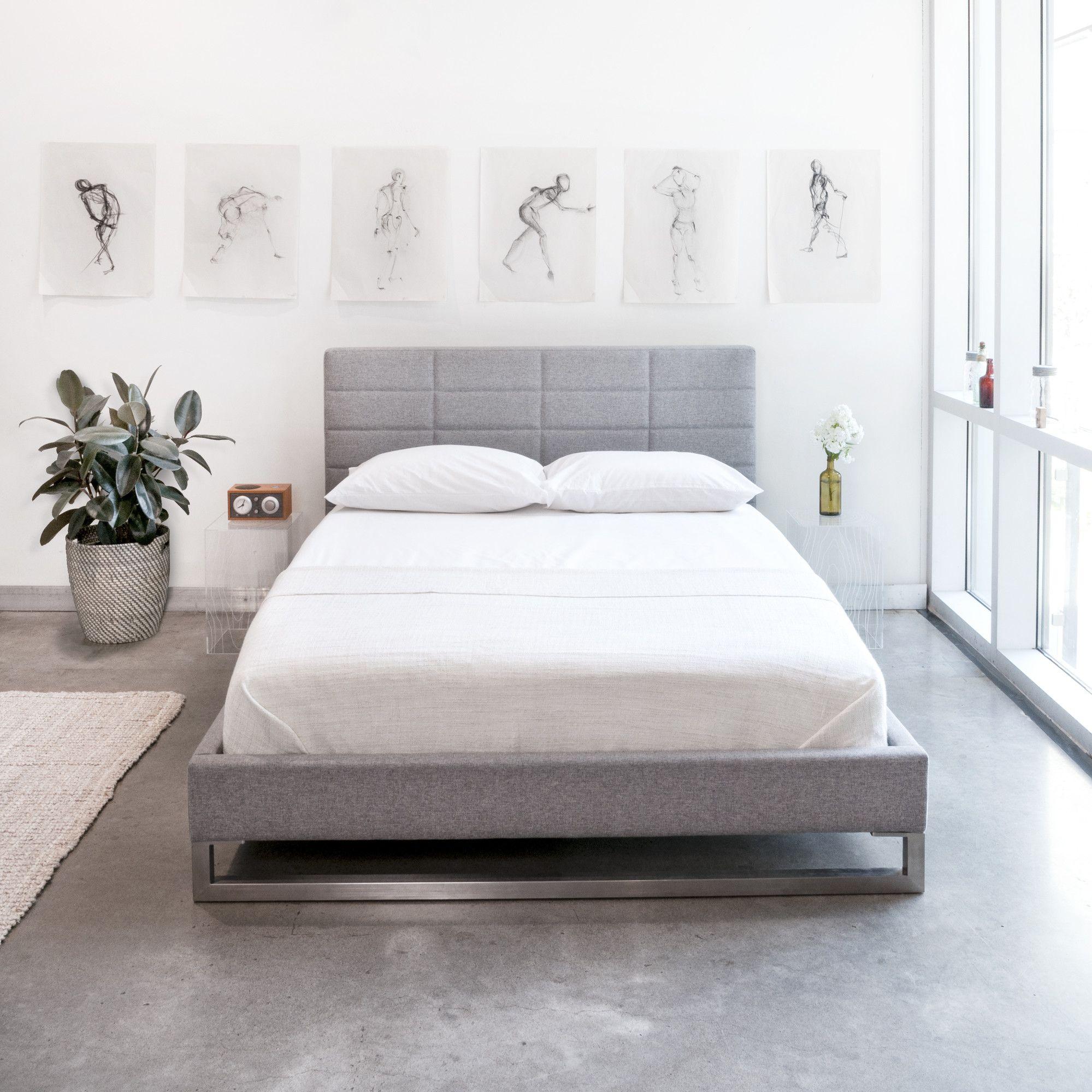 Switch Upholstered Platform Bed | Platform beds