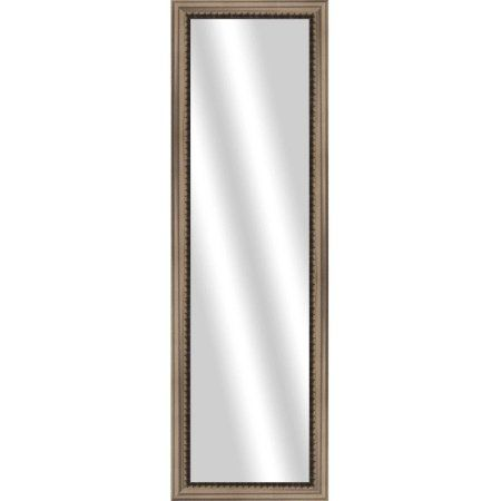 Imperial Mirror, Champagne, 15.875x51.875, White
