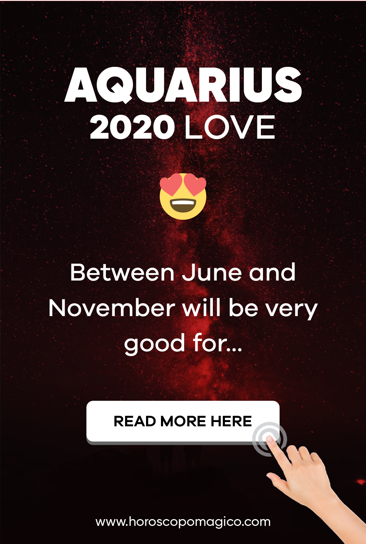 Annual Horoscope for AQUARIUS - LOVE   Horoscope