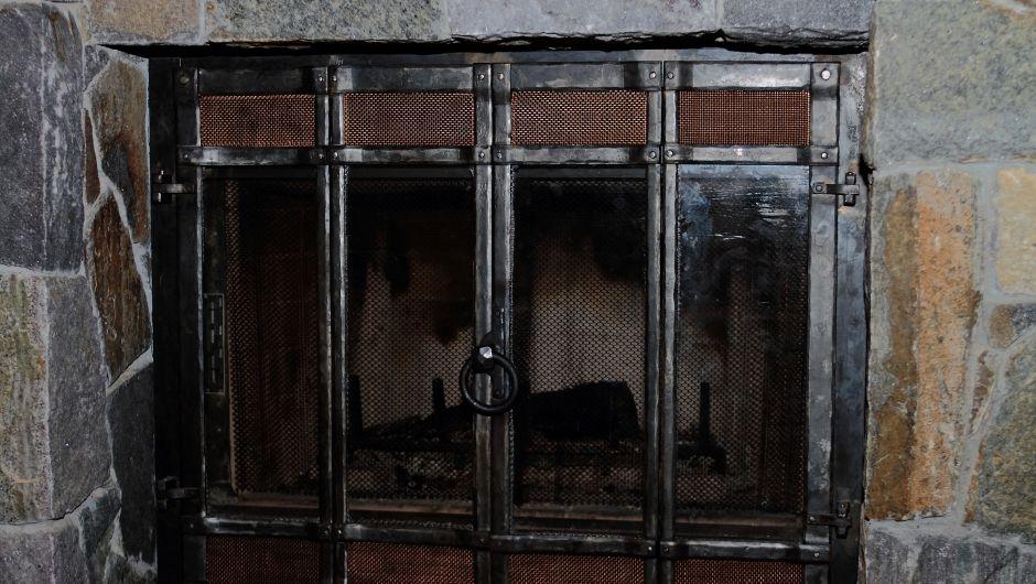 Fireplace Doors Screens Hunter Metal Forge Iron Works Inc
