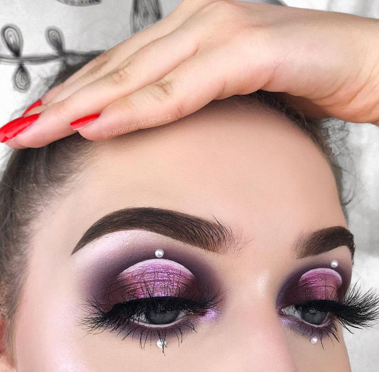 pinterest - maebelbelle - | makeup in 2019 | makeup, eye