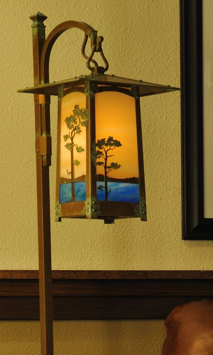 Old California Lantern Company Handmade Bungalow Cottage
