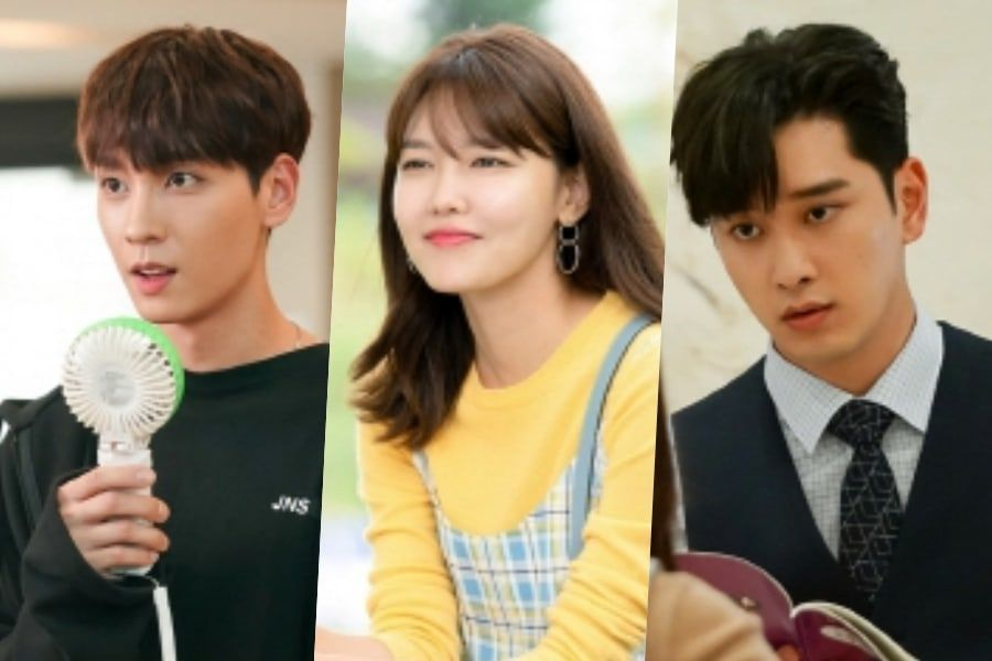 The Upcoming Drama Adaptation Of So I Married An Anti Fan Has Unveiled New Behind The Scenes Photos Of Its Starring Cast Scene Photo Behind The Scenes Scenes