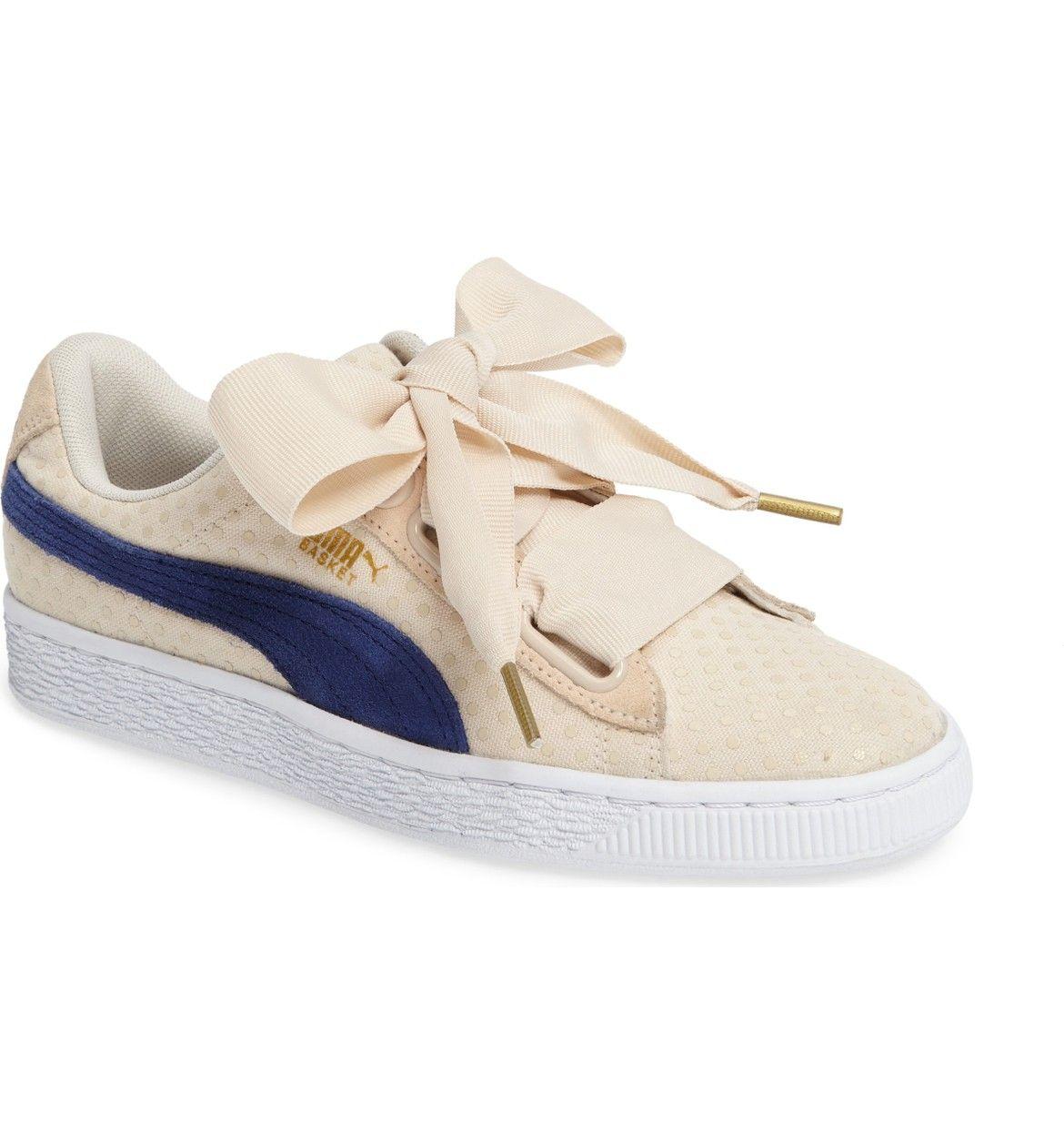 Puma basket heart, Sneakers, Wide sneakers