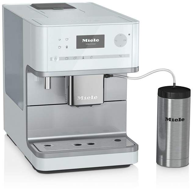 Cm6350 Countertop Coffee Machine In 2019 Miele Coffee Machine
