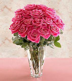 صور باقات ورد صور ورد رومانسي بوكيه بوكيه ورد Waterford Crystal Vase Flower Arrangements Floral Arrangements