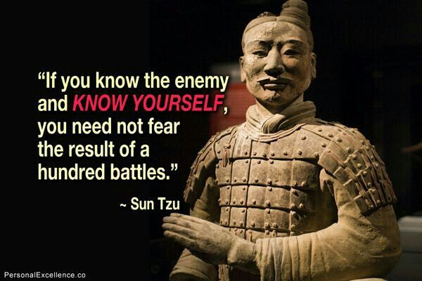 30 Powerful Sun Tzu Quotes About The Art Of War Art of