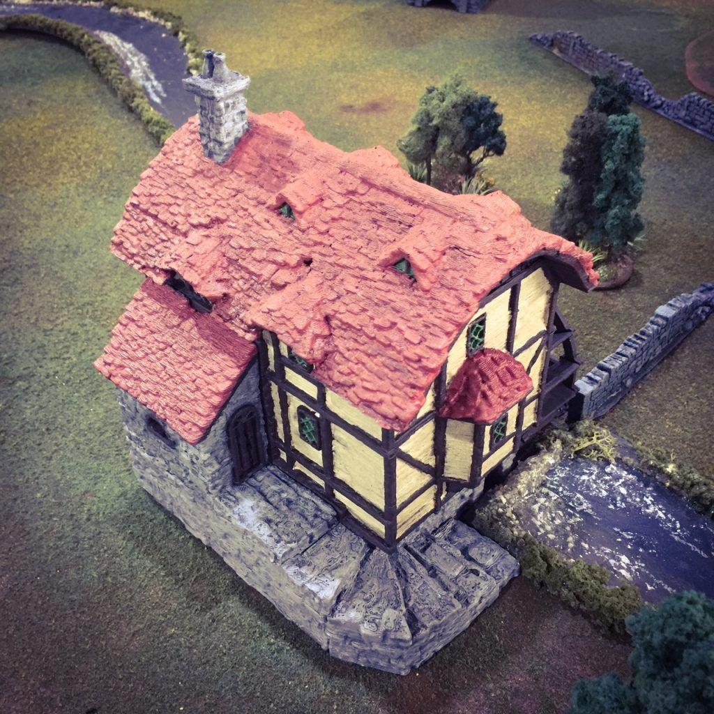 Fantasy ADD-ON – Printable Scenery | try | Tabletop games
