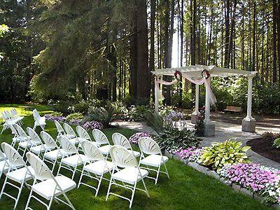 Deep Woods Elmira Weddings Willamette Valley Wedding Venues 97347