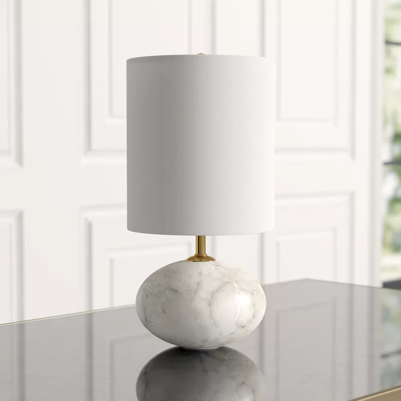 Alabaster Orb 16 Table Lamp Table Lamp Gold Table Lamp Lamp