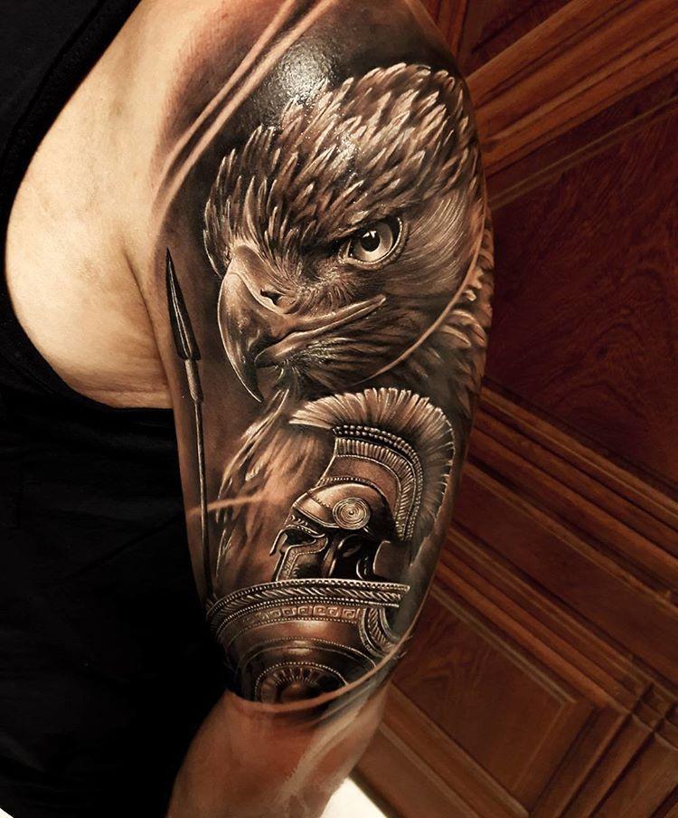 Amazing tattoo by samuraistandoff follow realisticink