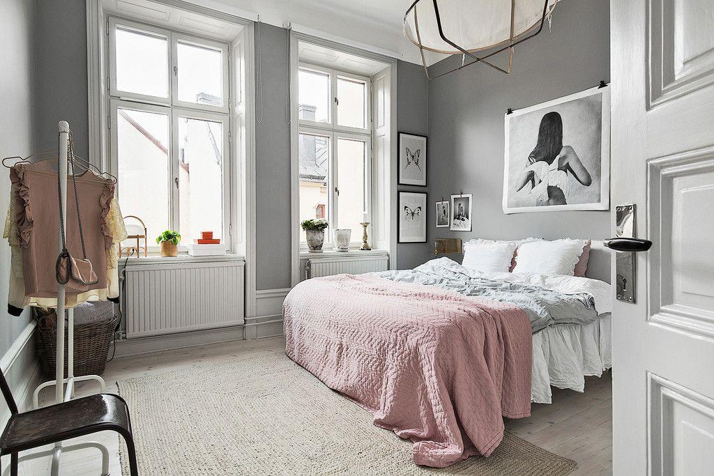 Camere Da Letto Pareti Grigie : Camere da letto moderne consigli e idee arredamento di design