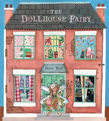 The Dollhouse Fairy -- cannot WAIT to get my hands on this! Beautiful art