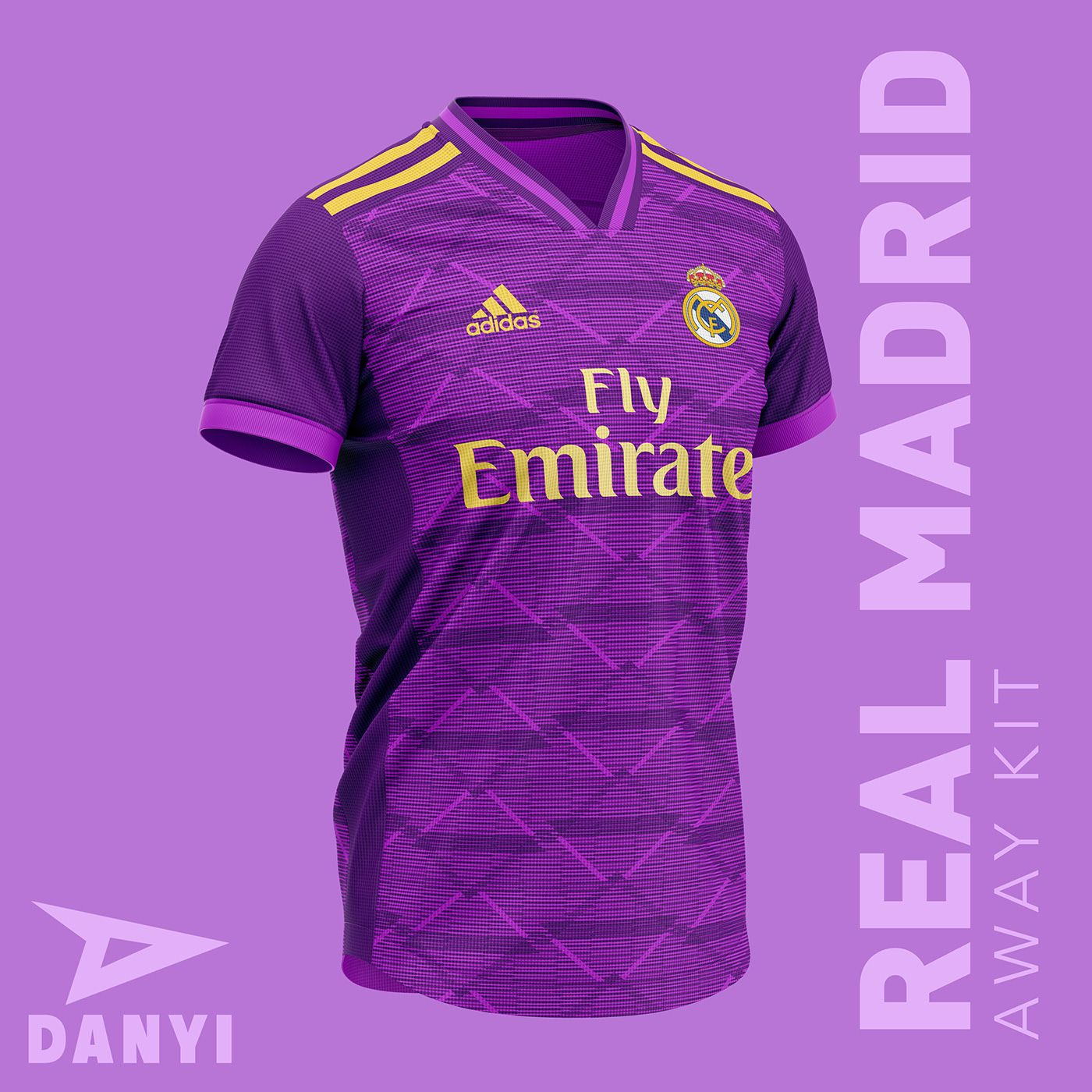 Real Madrid Football Kit 19 20 On Behance In 2020 Real Madrid Football Real Madrid Sports Jersey Design