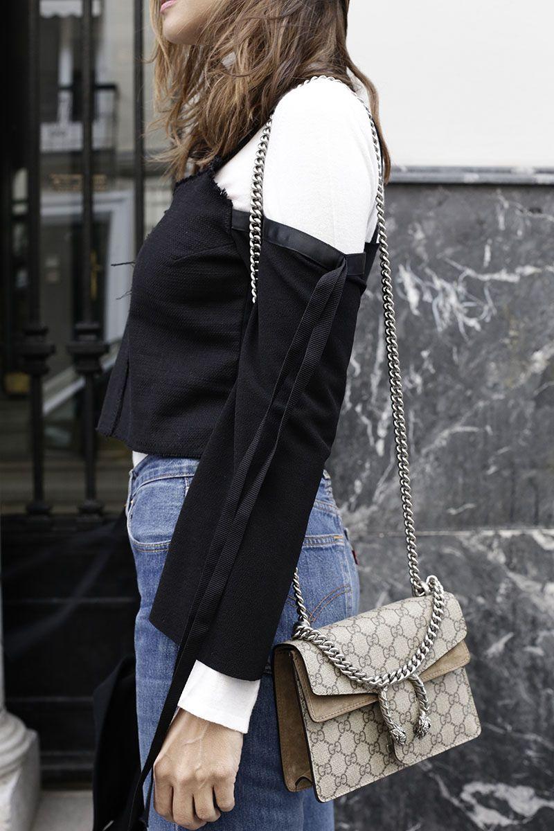 ladyaddict gucci dionysus mini street style Gucci Dyonisus Bag 6757342261a