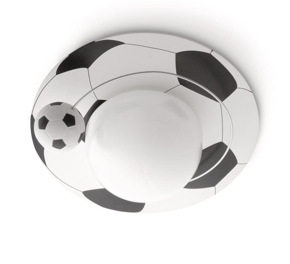 Fussballzimmer Philips Energiespar Deckenleuchte Im Fussball Design Kinder Deckenleuchte Philips Deckenleuchte Einbau Deckenleuchten