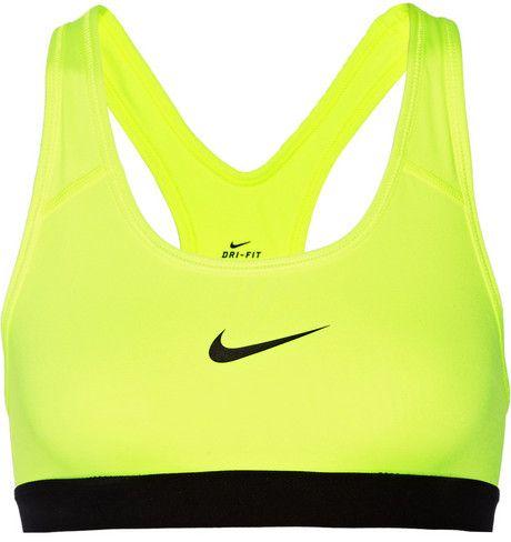ff7a6ce0cdb5d Nike Pro Fierce Dri-FIT stretch-jersey sports bra