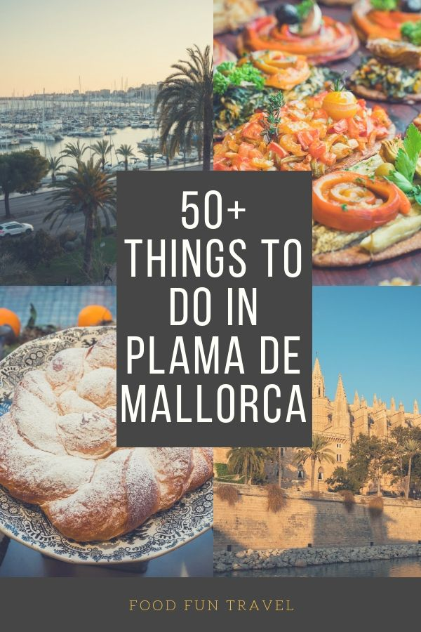 50+ Things To Do In Palma De Mallorca & Palma Shopping Guide