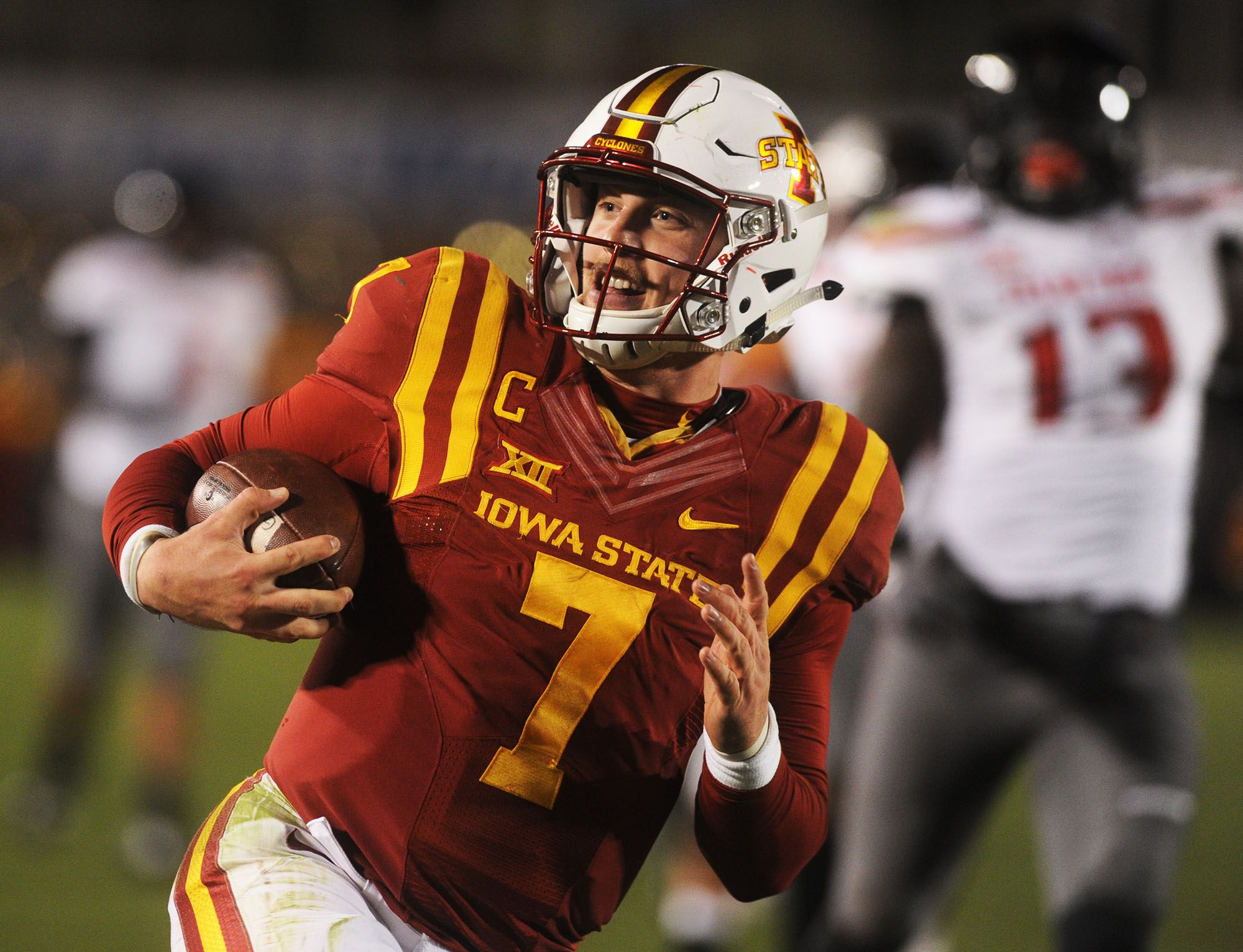 Iowa State S Joel Lanning Has Converted To Linebacker From