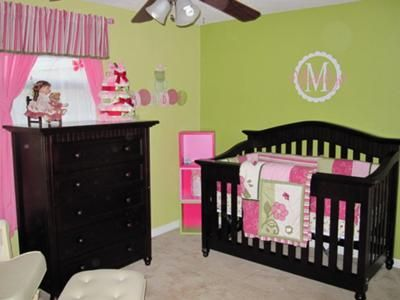 1000+ images about Nursery on Pinterest | Baby girl room decor ...
