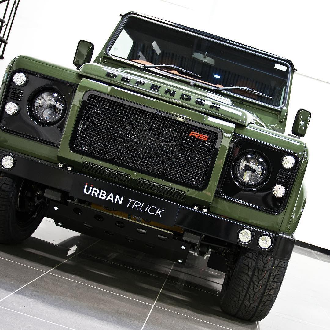 Land Rover Models, Land