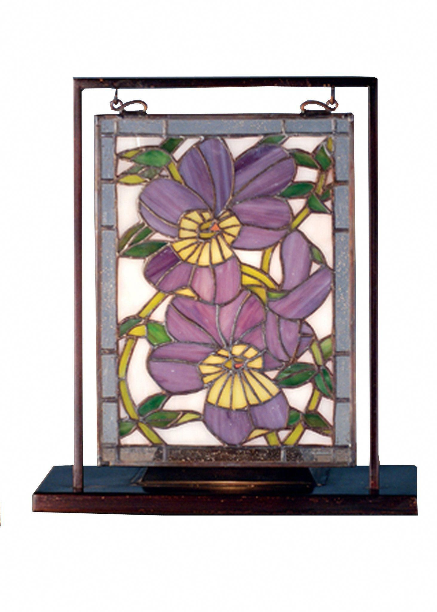 Glass Art Deco Art Glass Partition Stained Glass Art Glass Wall Art Glass Art
