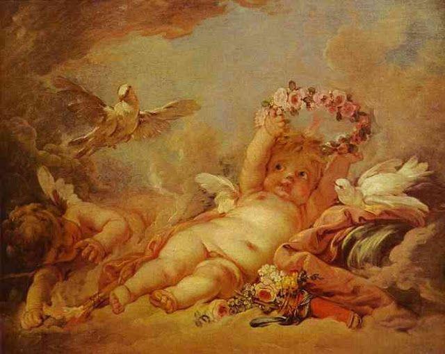 Er Mundo De Manue Francois Boucher Obras Cuadros Pinturas