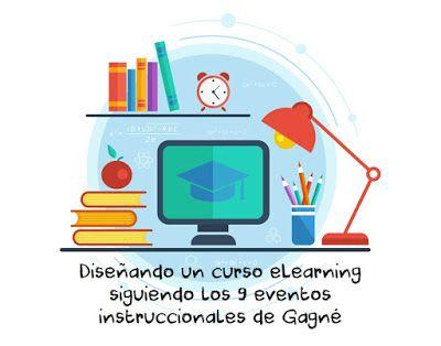 Diseñando un curso eLearning siguiendo los 9 eventos instruccionales de Gagné P. 1