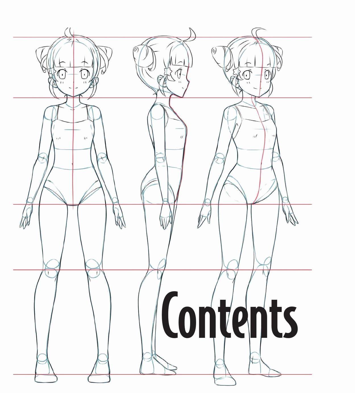 Anime Drawing Book Pdf in 2020 Anime drawing books