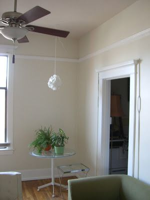 Benjamin Moore Moonlight White Trim Simply White Might