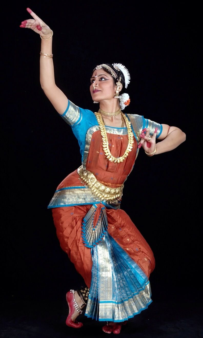 Bharatanatyam indian classical dance form indian