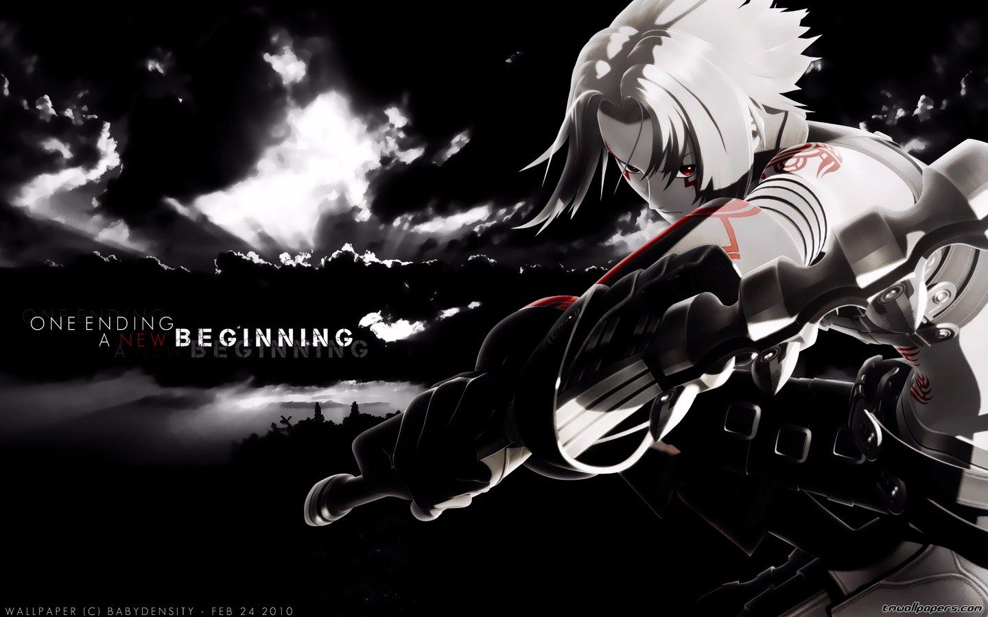 Download Guilty Crown Anime Wallpaper in x Resolution HD