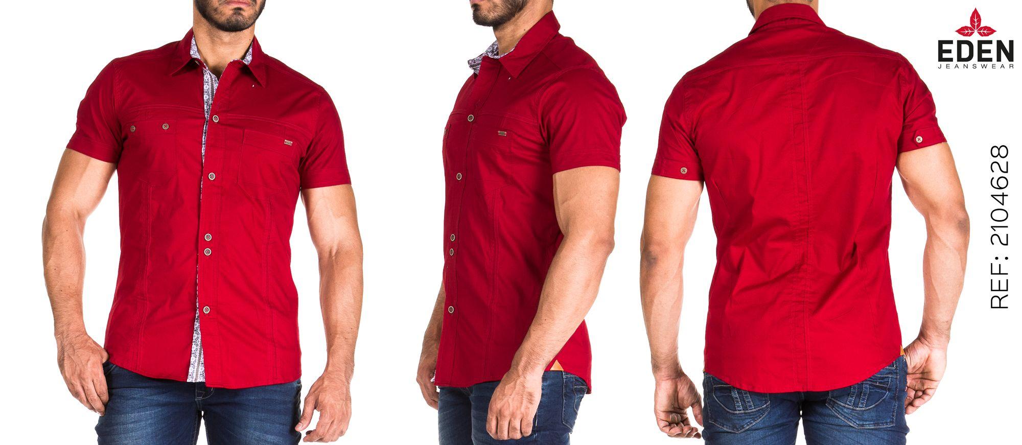 3dfc8a96fd Camisa Gap Strech Ref.2104628