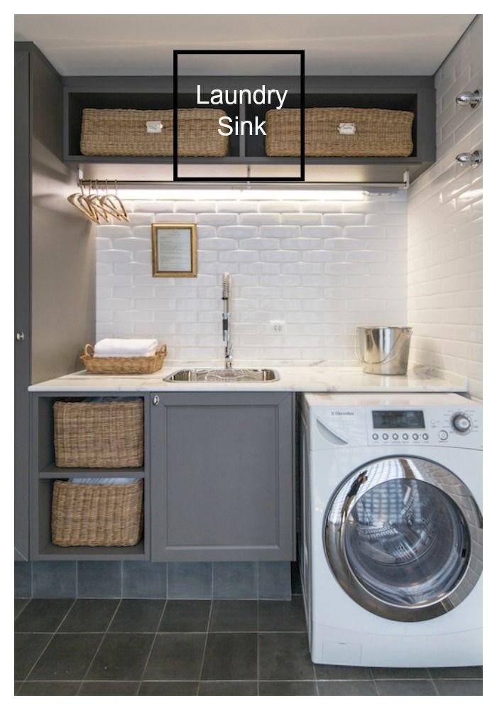 5 tips to renovating your laundry koupelna pinterest buanderie amenagement buanderie et. Black Bedroom Furniture Sets. Home Design Ideas