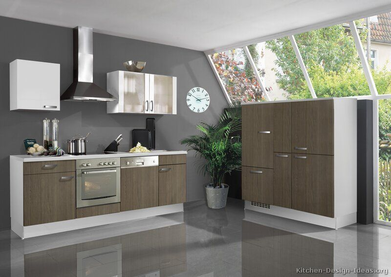 Alno Ag kitchen of the day modern two tone kitchens by alno ag