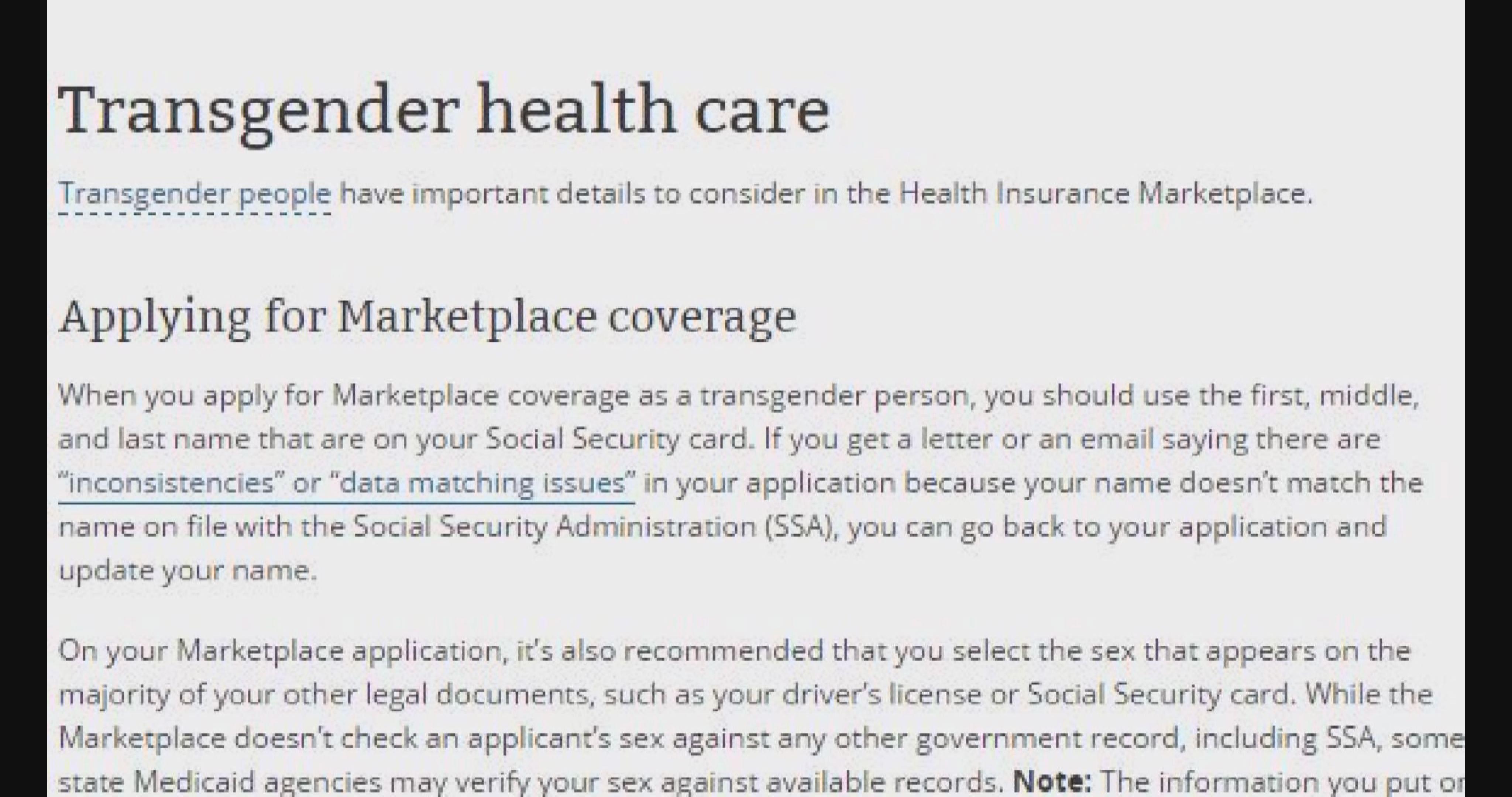 Assault exposes transgender health issue   Health News