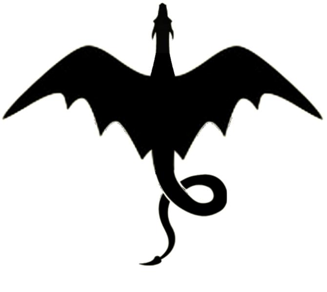 June 2015 Dragon Silhouette Dragon Images Small Dragon Tattoos