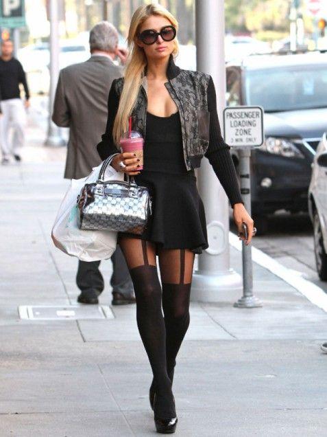 1092624869e Paris Hilton street style