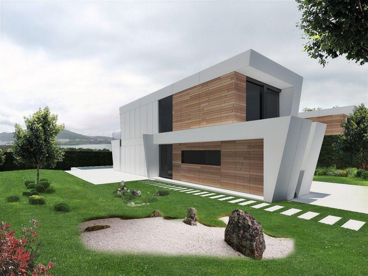 Modelo duo a cero tech a cero estudio de arquitectura - Casas prefabricadas joaquin torres ...